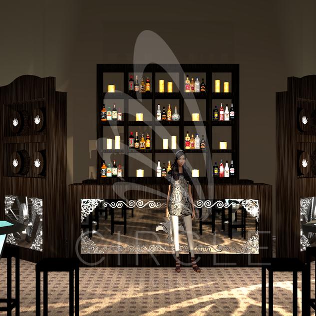 Silver Saloon Bar