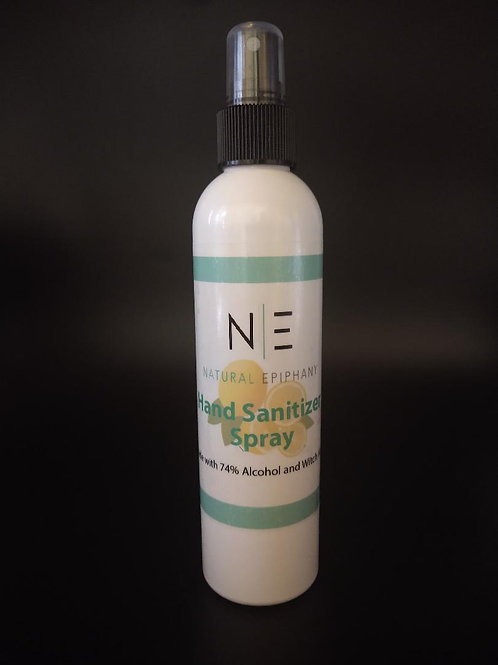 Hand and Body Sanitizer