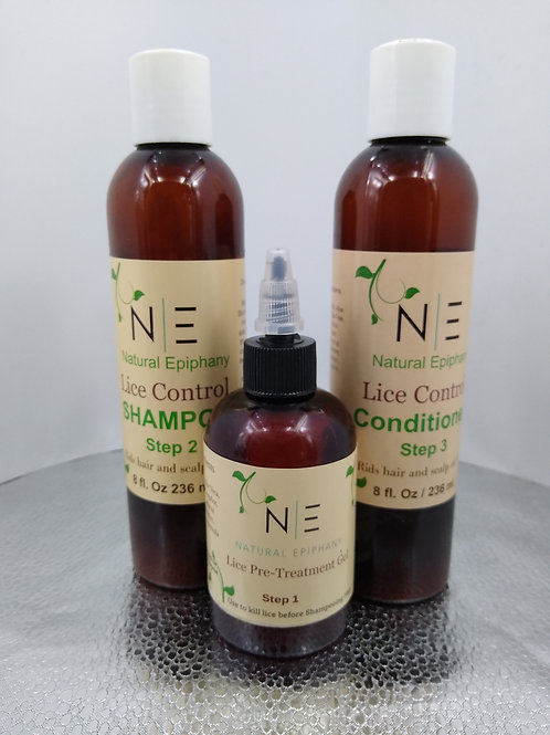 Lice  Control System