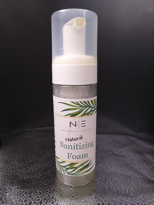 Waterless Foam Sanitizer
