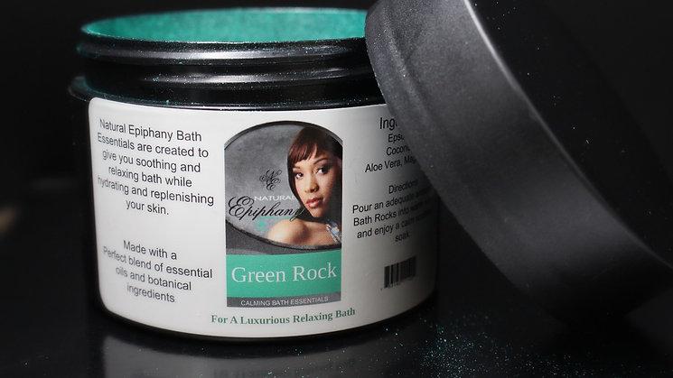 GREEN ROCK bath effervesce