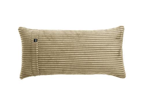 Pillow rib/khaki