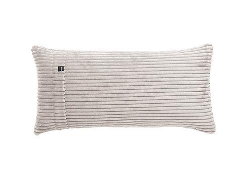 Pillow rib/platinum