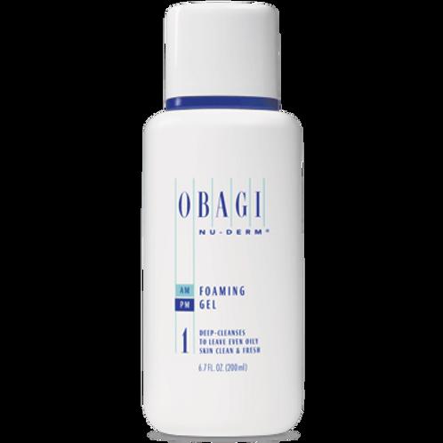 Obagi Nu-Derm Foaming Gel 198ml