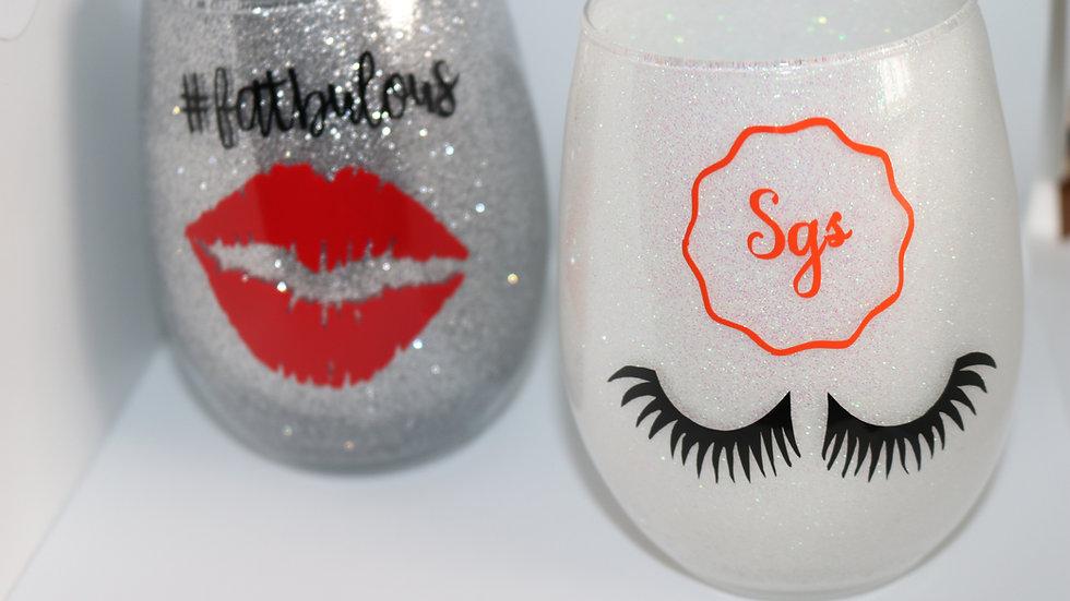 Sam's Glam Shop Makeup Brush Holder