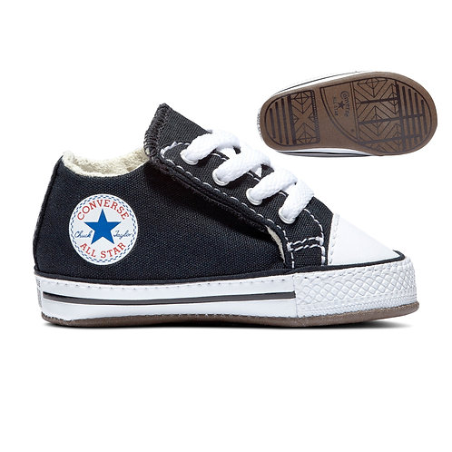 Converse - Boxed Cribster (Black\Natural Ivory\White)