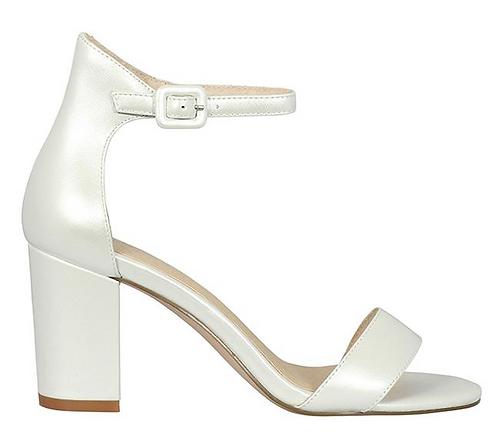 Nude Footwear - Silence (Pearl Leather)