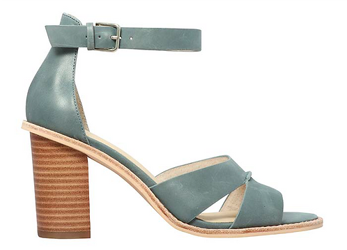 Nude Footwear - Gemma (Indigo Leather)