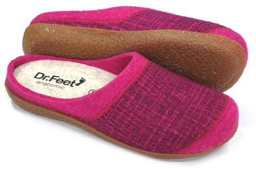 Dr Feet - Sandy (Fuxia)