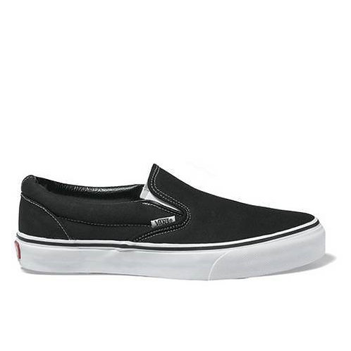 Vans Classic Slip On (Black)