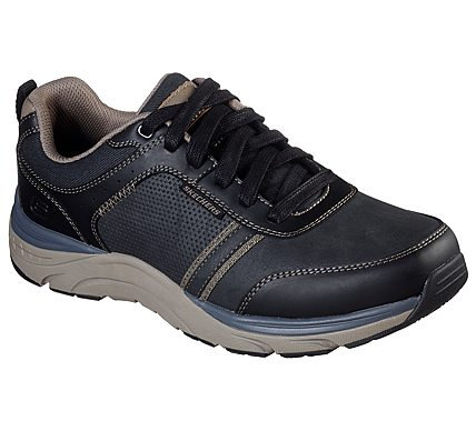 Skechers - Mens 66293 (Black)