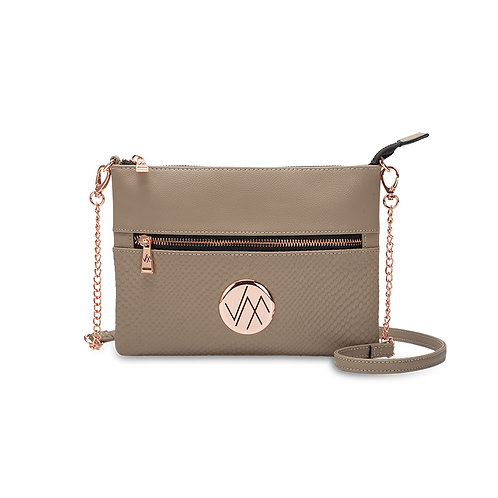 Vera May Genuine Leather Bag\Clutch