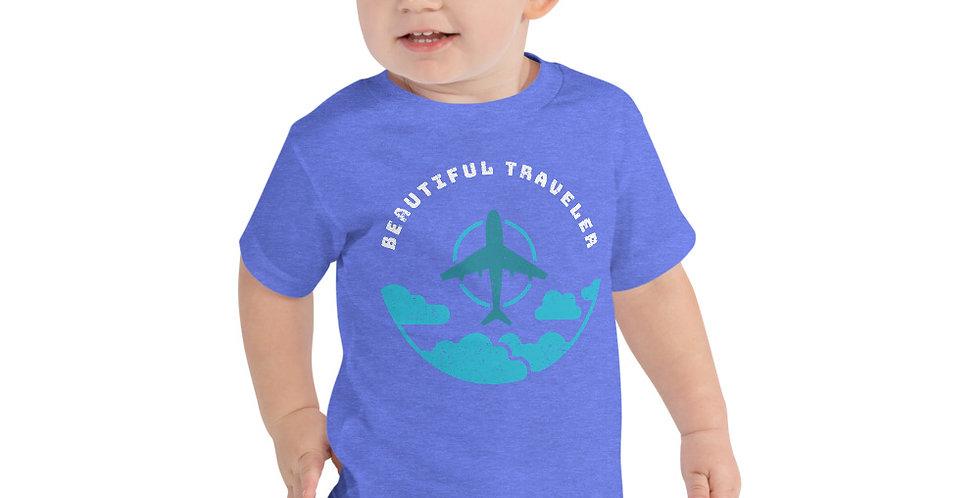 Toddler Short Sleeve Unisex Tee