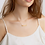 Thumbnail: Beautiful Traveler Bar Chain Necklace