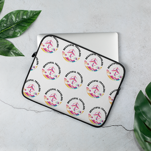 Tie Dye Laptop Sleeve — 13 inch