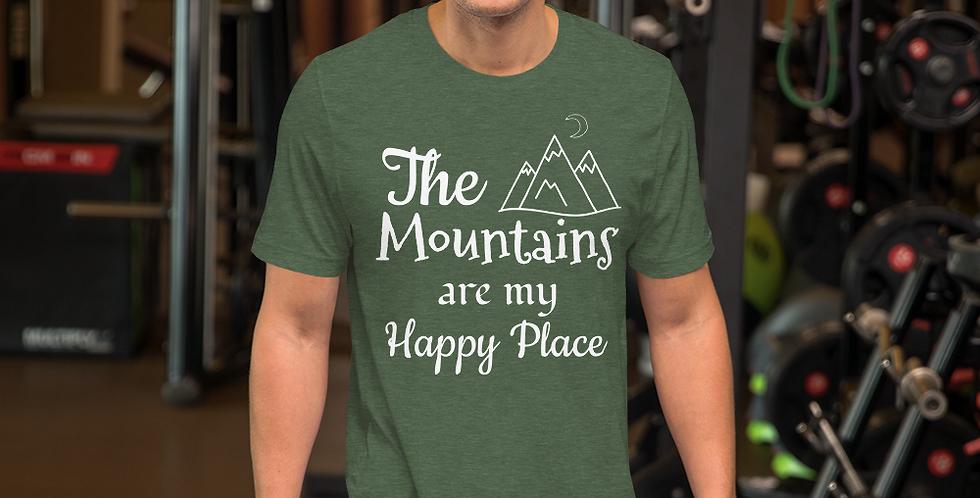 Mountain Love Unisex Tee