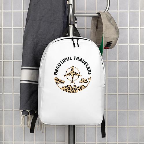 Cheetah Minimalist Backpack