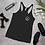 Thumbnail: Tie Dye Women's Racerback Tank