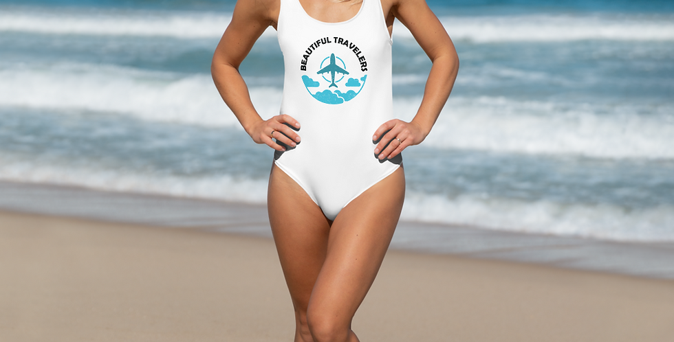 Classic One-Piece Swimsuit