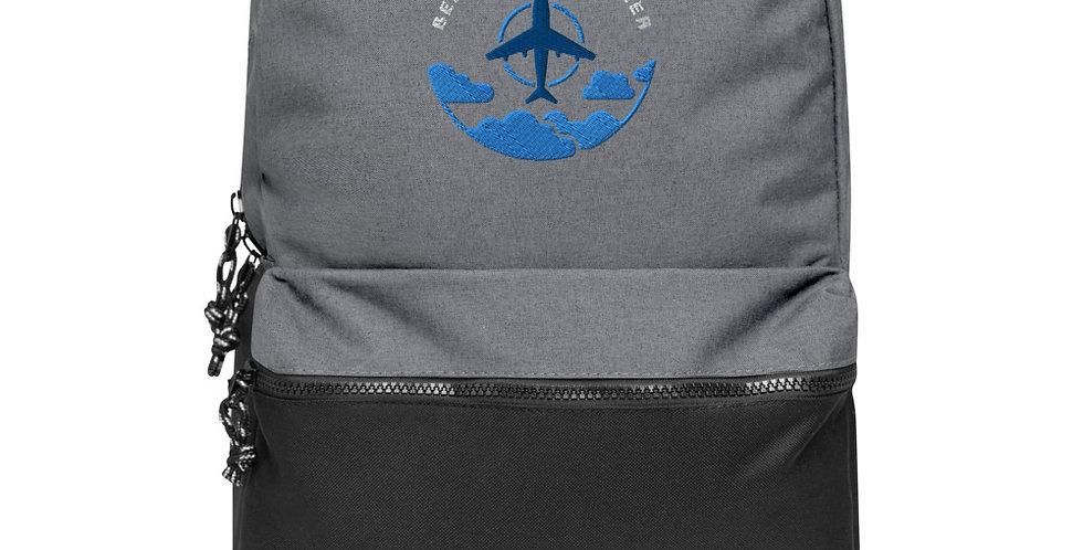 Beautiful Traveler Champion Backpack