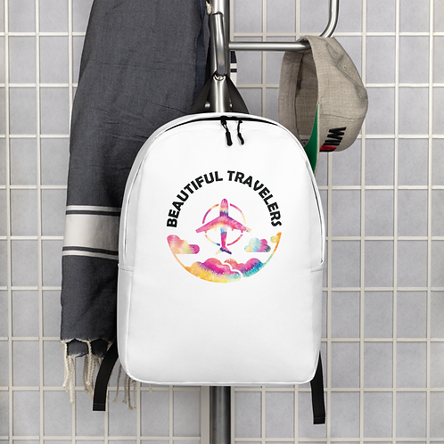 Tie Dye Minimalist Backpack