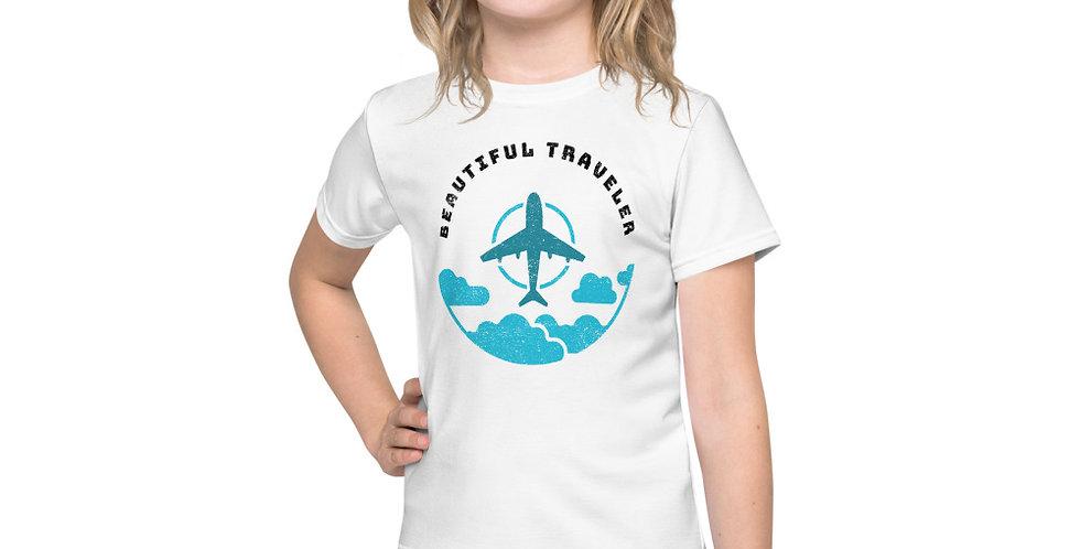 Toddler Beautiful Traveler T-Shirt