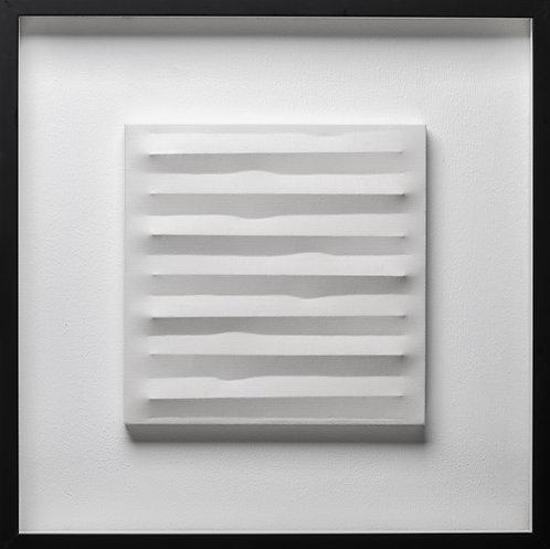 White - Agostino Bonalumi