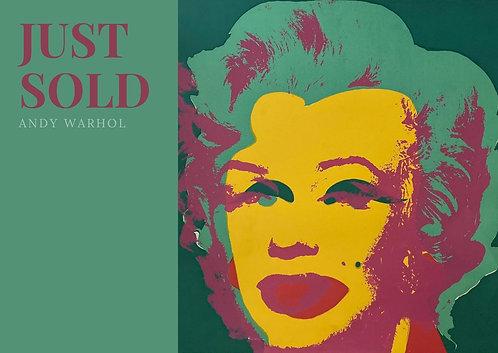 Marylin - Andy Warhol