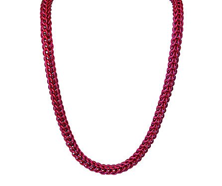 Red Full Persian Chain