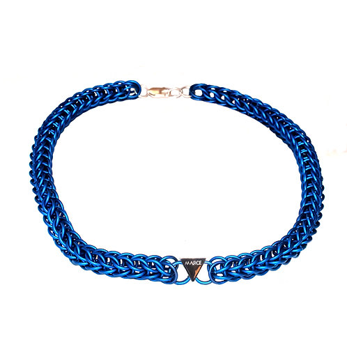 Blue Full Persian Necklace