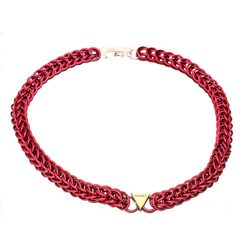 Red Full Persian Necklace