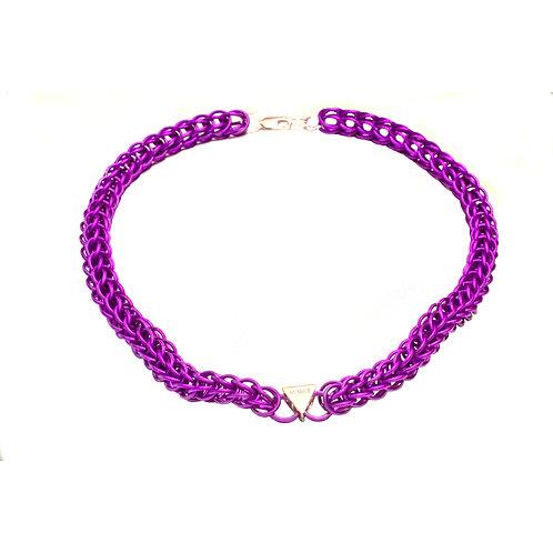 Purple Full Persian Necklace