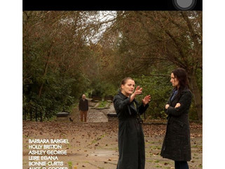 Interview for Cinewoman Cahiers