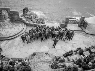 Toured with TA Sea Shanty Choir in Scandinavia and Cornwall
