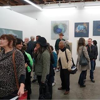 George Billis Gallery opening