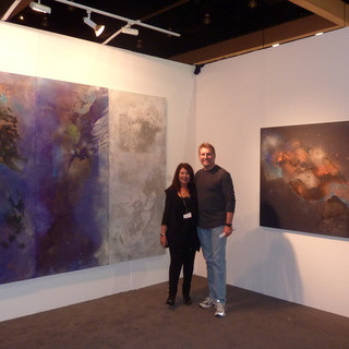 LA Art Show featured artist