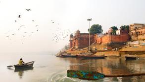 Ghaats at Varanasi 01