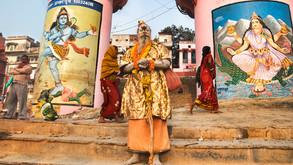 Ghaats at Varanasi 04