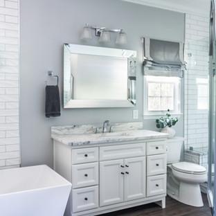 Elegant Neutral Bathroom