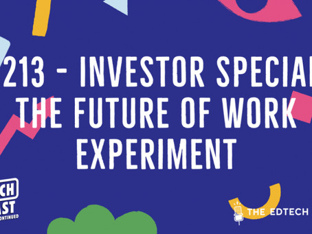 Investor special: The future of work experiment