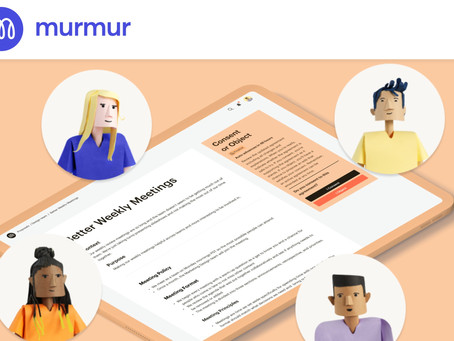 Announcing Our Investment in Murmur