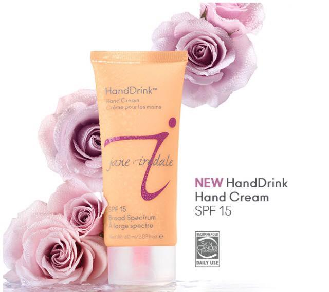 Hand Drink Hand Cream SPF 15