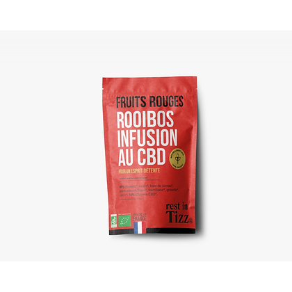 INFUSION FRUITS ROUGE CBD