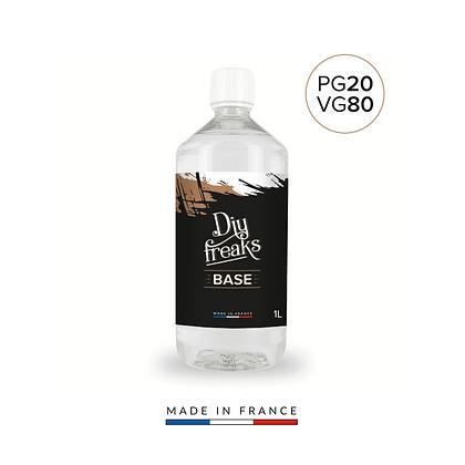 Base au litre  20/80 DIY FREAKS