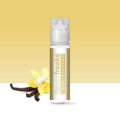 VANILLE CUSTARD 50ML 0MG
