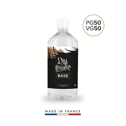 Base au litre  50/50 DIY FREAKS
