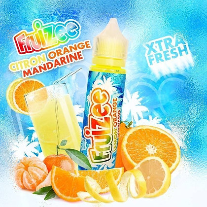 Citron Orange Mandarine 50ml 0mg [Fruizee]  PG/VG  30/70