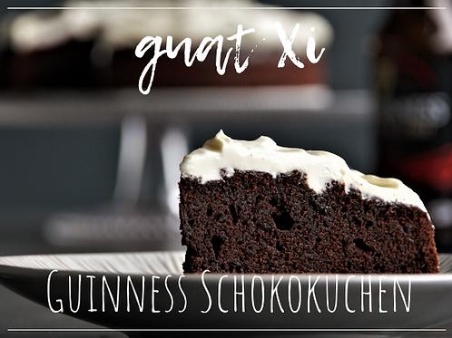 Guinness Schokokuchen