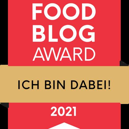 """FINALE!!      """"Bester Foodblog Österreichs 2021"""""""