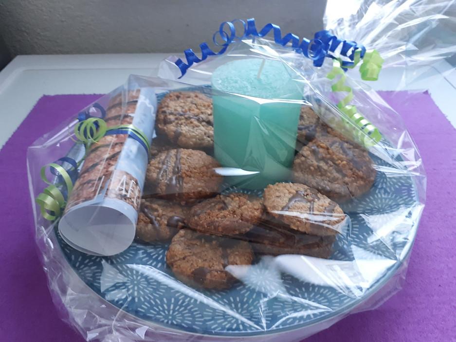 Selsbtgemachte Hafercookies